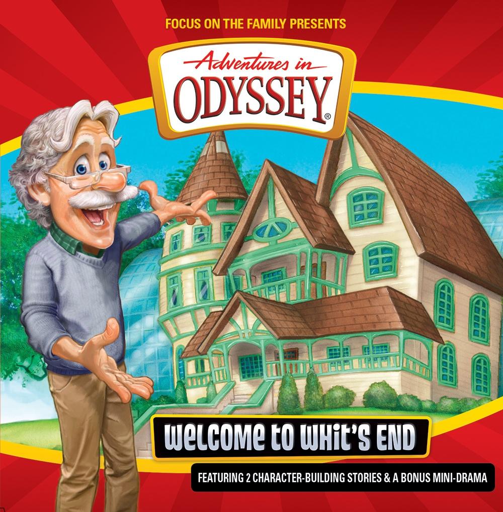 Adventures in Odyssey episode banner