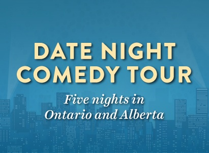 Date Night Comedy Tour