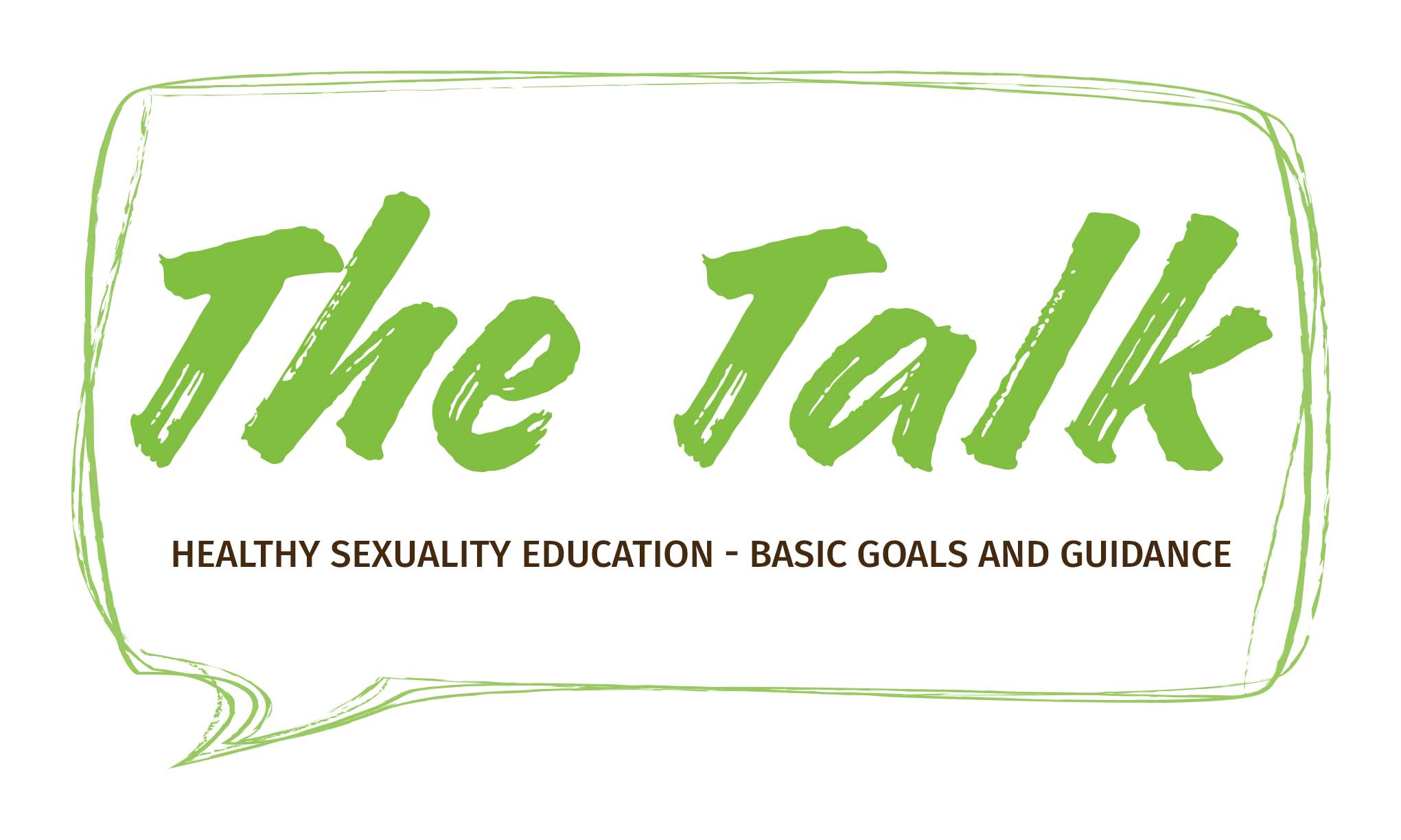 The Talk | Healthy Sexuality Education - Basic Goals and Guidance